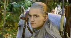 Legolas: Cut us off a slice of that.