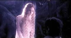 The more pleasant version of Galadriel.