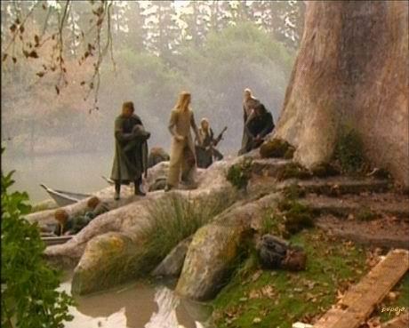 Galadriel Ring Scene